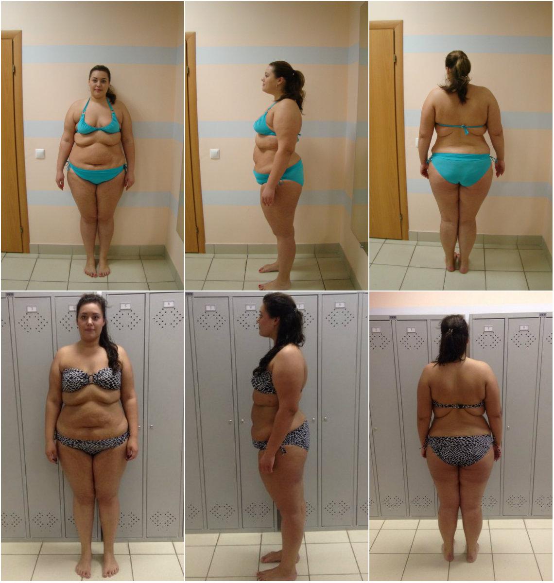 как похудеть на 16 кг за месяц